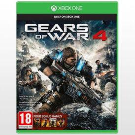 تصویر بازی Gears of War 4