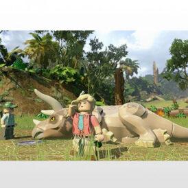 تصویر بازی Lego Jurassic World