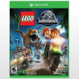 تصویر بازی Lego Jurassic World