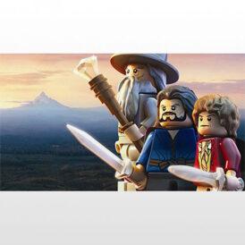 تصویر بازی Lego The Hobbit