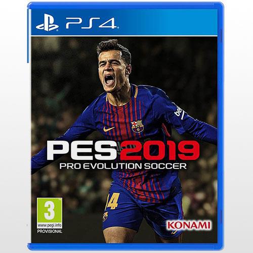بازی ورزشی PES 2019-R2 | بازی PES 2019-R2