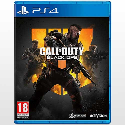 بازی Call of Duty: Black Ops 4-R2