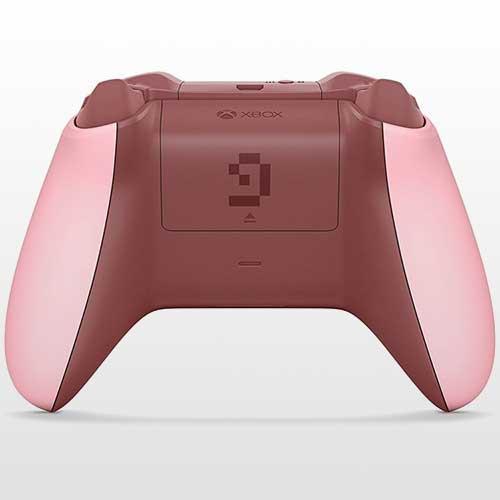 تصویر Xbox One Wireless Controller-Minecraft Pig Edition