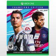 تصویر بازی FIFA 19 Champions Edition-Xbox