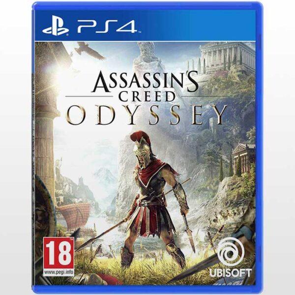 تصویر بازی Assassins Creed Odyssey