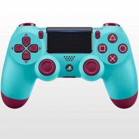 تصویر DualShock 4 Blue Berry