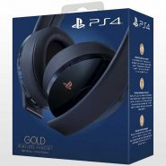 Gold 500 Million Limited Edition Headset