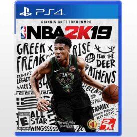 خرید بازی پلی استیشن ۴ ریجن NBA 2K19 ALL