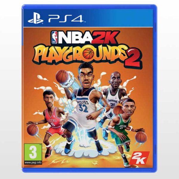 بازی Nba 2K Playgrounds 2-R2