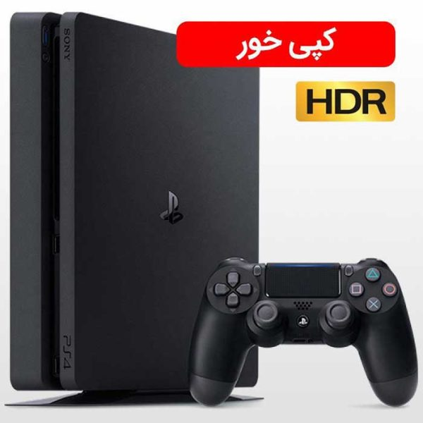 تصویر PS4 Slim 500GB Copy-R2-CUH 2116A Black