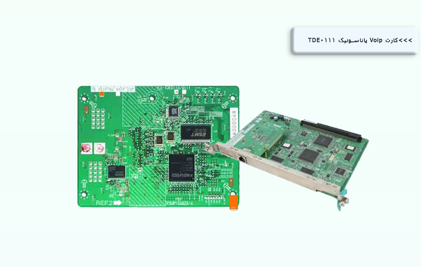 Panasonic TDE0111 VoIP Card