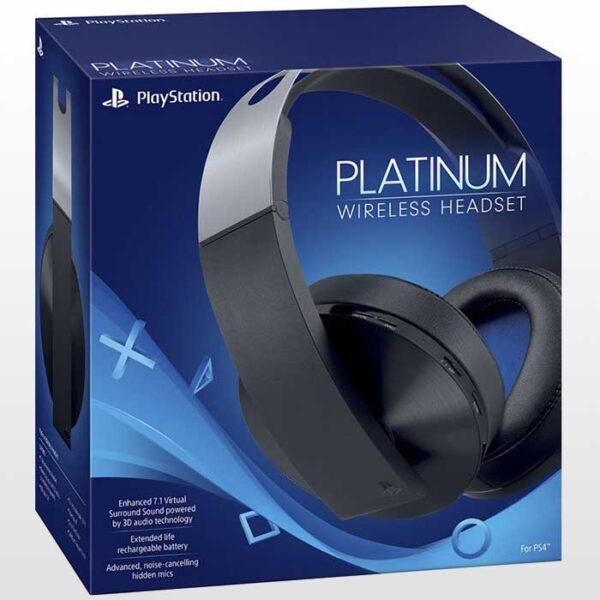 تصویر PlayStation Platinum Headset