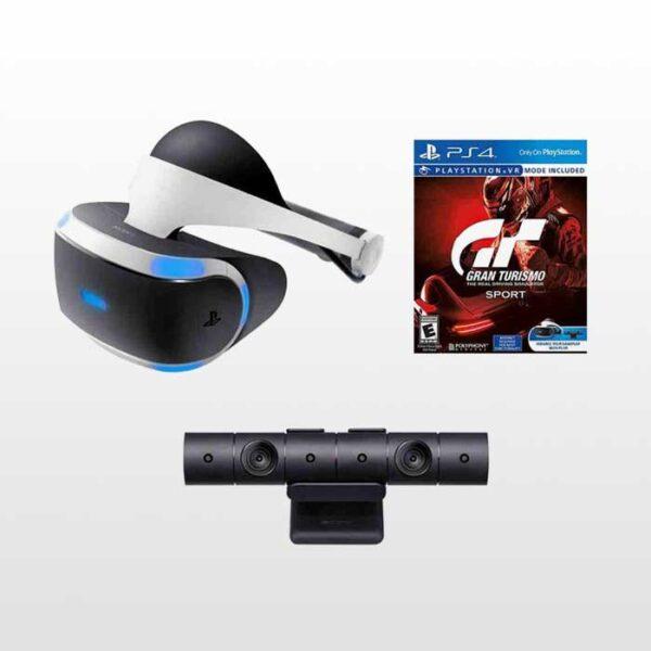 تصویر PlayStation VR GranTurismo Sport Bundle