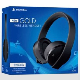 تصویر Playstation Gold Headset