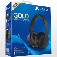تصویر Playstation Gold Headset-NEW