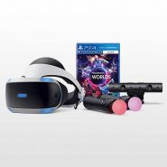 Playstation VR Bundle VR Worlds ZVR2 2