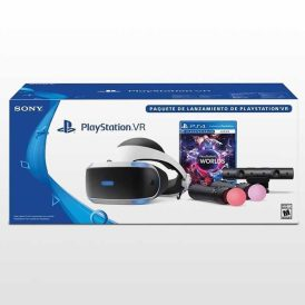 تصویر Playstation VR Bundle VR Worlds-ZVR2