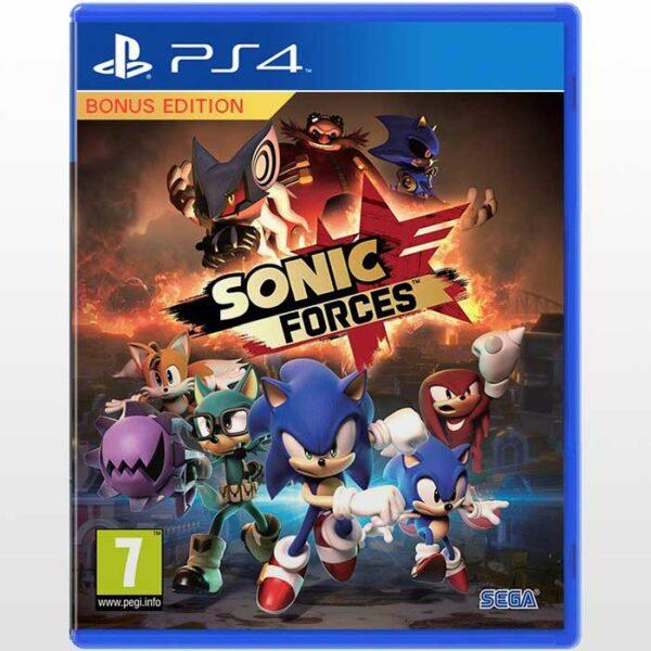 تصویر بازی Sonic Forces-Bonus Edition-R2