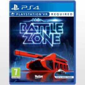 تصویر بازی Battle Zone VR-R2