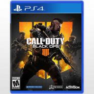 بازی پلی استیشن 4 رجین آل Call of Duty-Black Ops 4