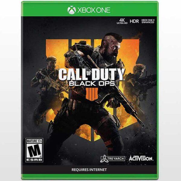 بازی ایکس باکس Call of Duty Black Ops 4