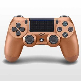 تصویر DualShock 4 Copper