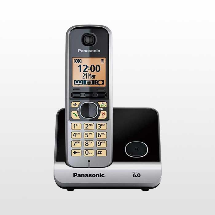 تلفن بی سیم  پاناسونیک KX-TG6711 |