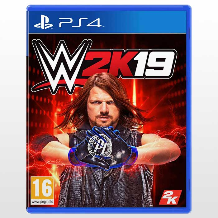WWE 2K19 - R2 - PS4 | WWE 2K19 - R2 - PS4