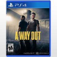 تصویر بازی A Way Out-All