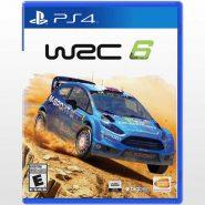 تصویر بازی اتومبیلرانی WRC 6-All