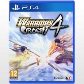 تصویر بازی پلی استیشن ۴ ریجن Warriors Orochi 4-2