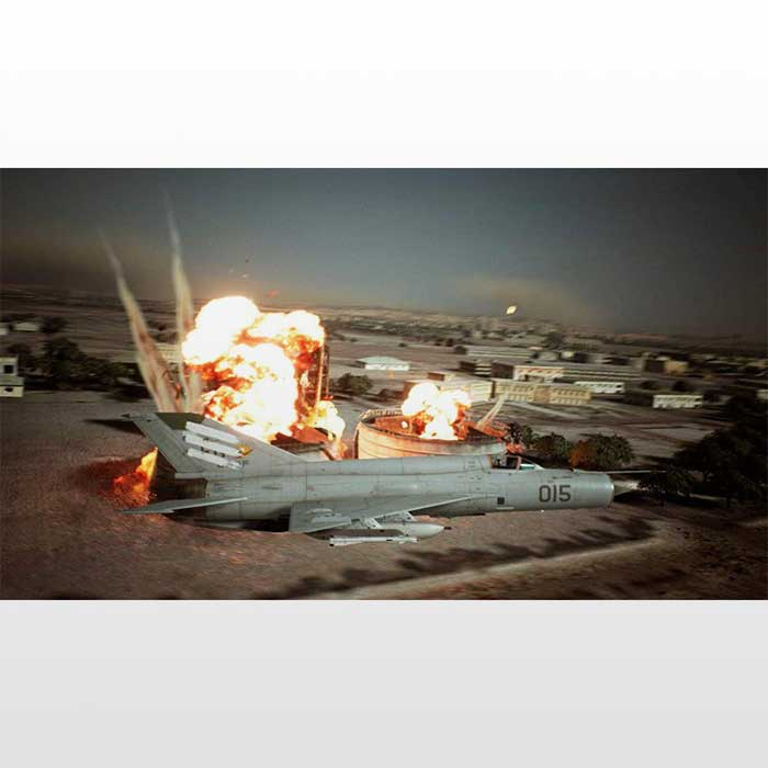 تصویر بازی پلی استیشن ۴ ریجن ۲-Ace Combat 7: Skies Unknown