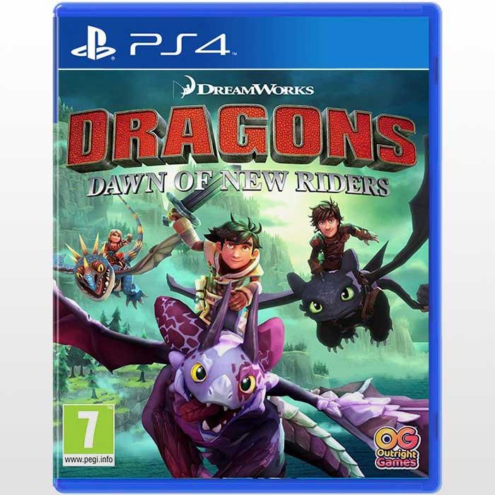 تصویر بازی پلی استیشن ۴ ریجن ۲-Dragons Dawn of New Riders