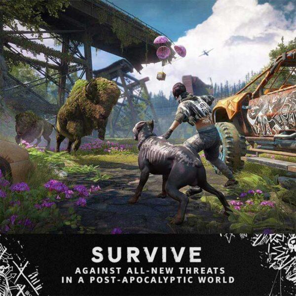 تصویر بازی Far Cry New Dawn