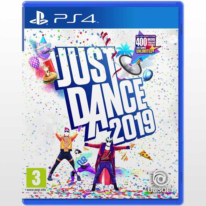 تصویر بازی پلی استیشن ۴ ریجن ۲-Just Dance 2019