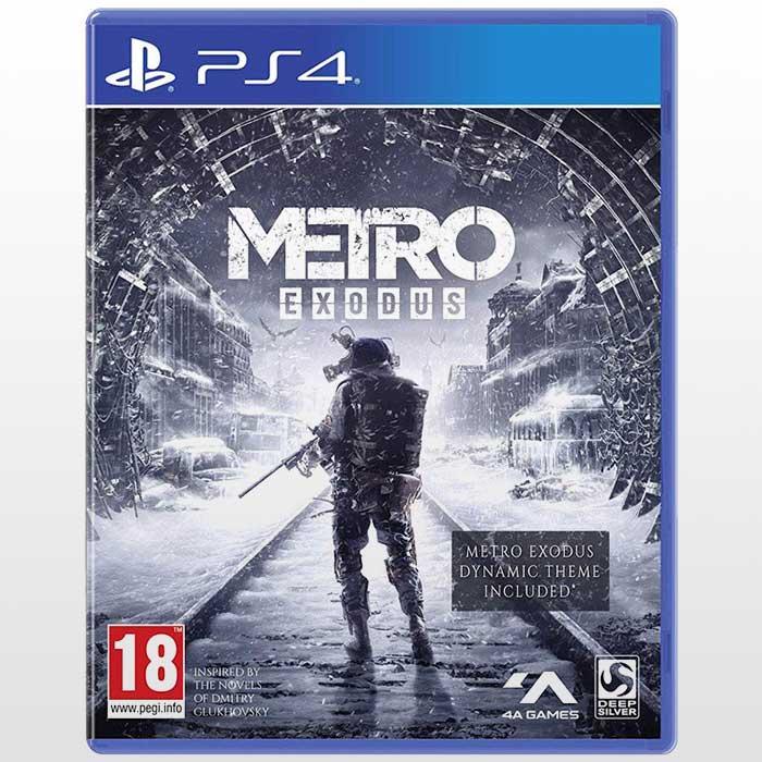 تصویر Metro Exodus