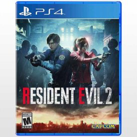 تصویر بازی پلی استیشن ۴ ریجن Resident Evil 2 Remake-All