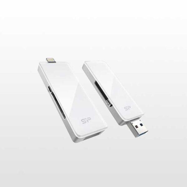 فلش مموری سیلیکون پاور xDrive Z30-128GB