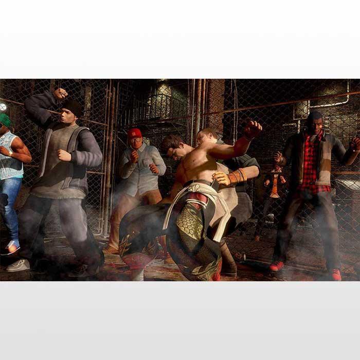 تصویر بازی پلی استیشن ۴ ریجن ۲-Dead Or Alive 6