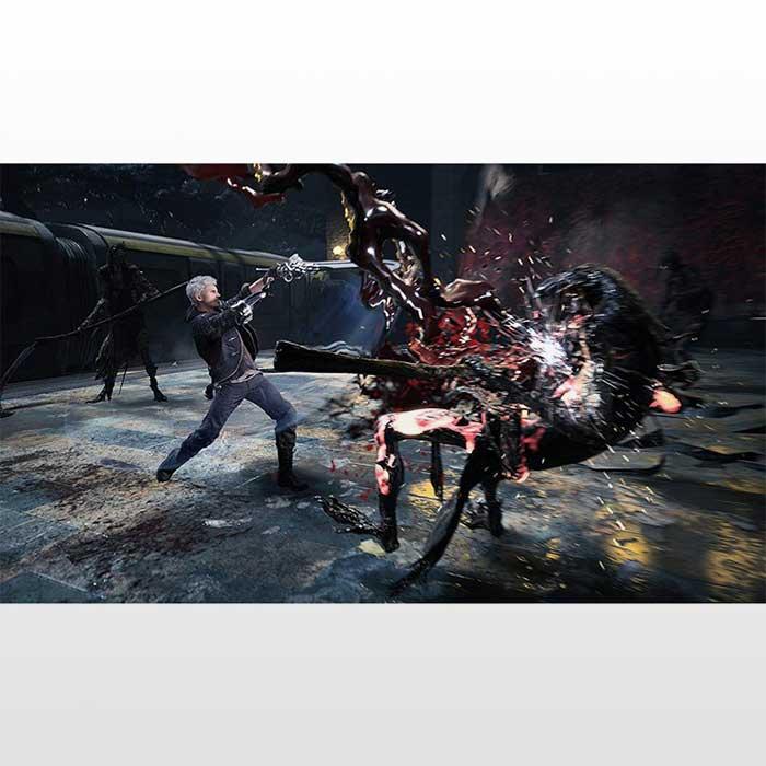 تصویر بازی پلی استیشن ۴ ریجن ۲-Devil May Cry 5