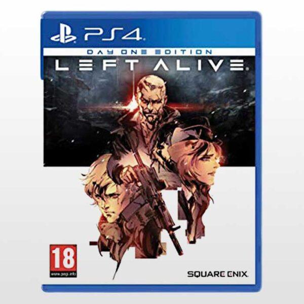تصویر بازی پلی استیشن ۴ ریجن ۲-Left Alive