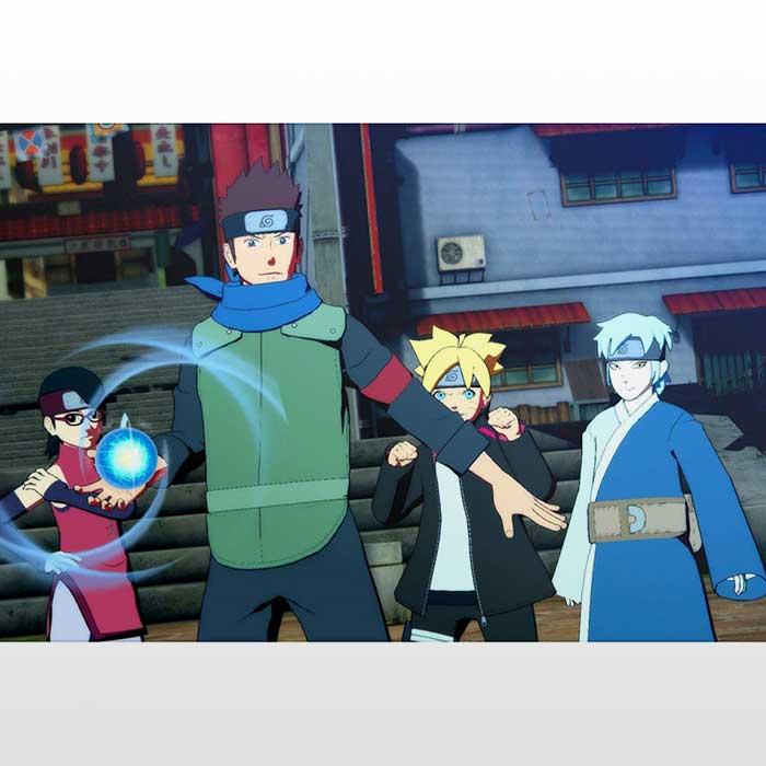 تصویر بازی پلی استیشن ۴ ریجن ۲ Naruto Shippuden: Ultimate Ninja Storm 4 Road To Boruto