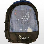 PS4 Bag Jeans Design