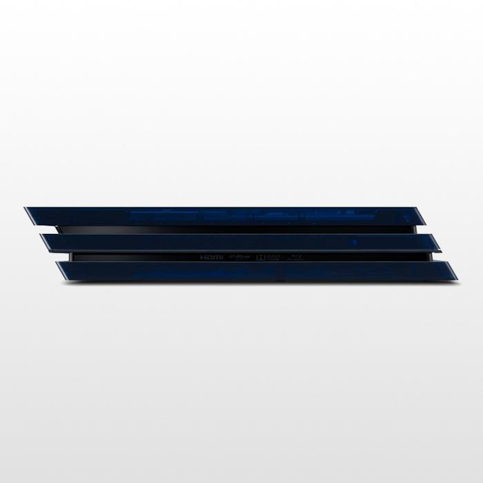تصویر پلی استیشن ۴ پرو تک دسته ۲ ترابایت PS4 Pro 2TB-R2-CUH 7016B 500 Millions Limited Edition