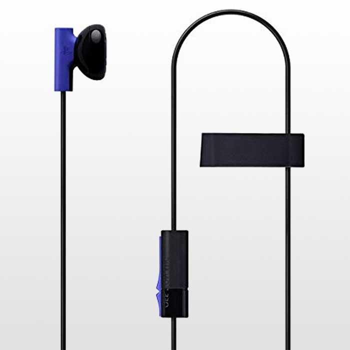 تصویر هدفون مونو اورجینال پلی استیشن PlayStation 4 Mono Chat Earbud