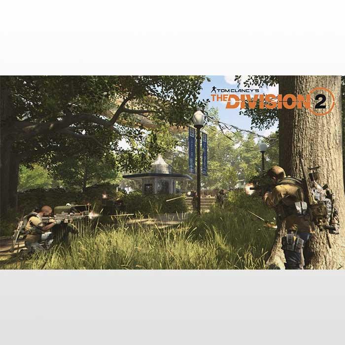 تصویر بازی پلی استیشن ۴ ریجن ۲-Tom Clancy's The Division 2