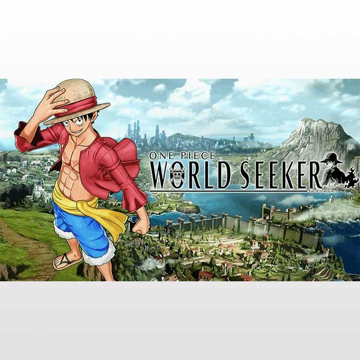 تصویر بازی پلی استیشن ۴ ریجن۲-One Piece World Seeker
