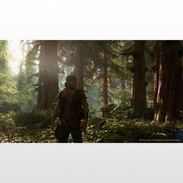 تصویر بازی پلی استیشن ۴ ریجن۲-Days Gone