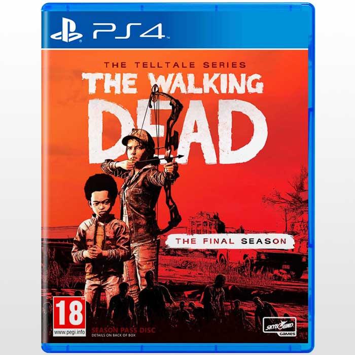 تصویر بازی پلی استیشن ۴ ریجن۲- The Walking Dead: The Final Season