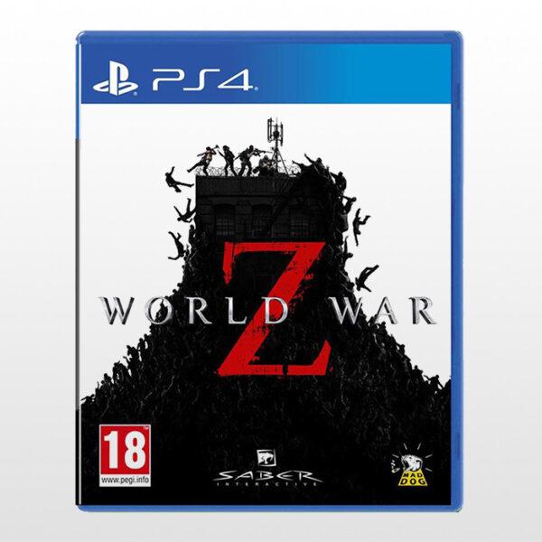 تصویر بازی پلی استیشن ۴ ریجن۲-World War Z